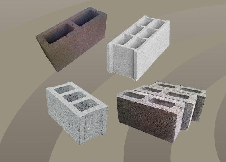 دستگاه تولید انواع بلوک سیمانی