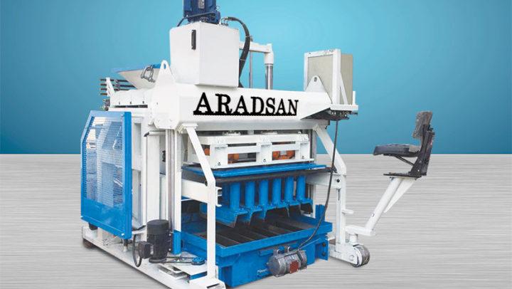 ماكينة تصنيع الطوب الأسمنتي